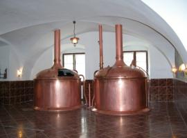 Stag weekend brewery tour in Bratislava