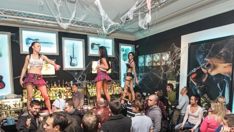 Bratislava Stag organises best nightlife events in Bratislava for bachelor and stag groups
