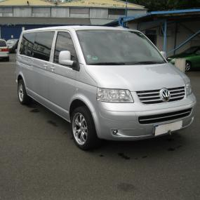 Van or minibus airport transfer with Guide for stag party in Bratislava